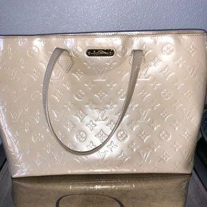 Authentic Patent Leather Louis Vuitton